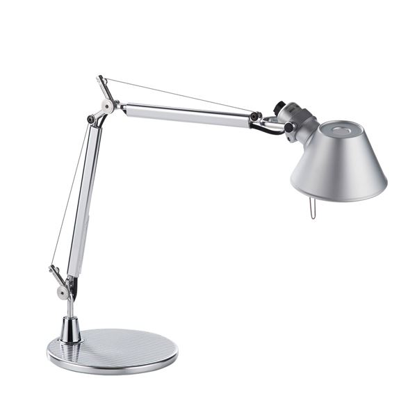 artemide tolomeo micro bordslampa gratis frakt. Black Bedroom Furniture Sets. Home Design Ideas