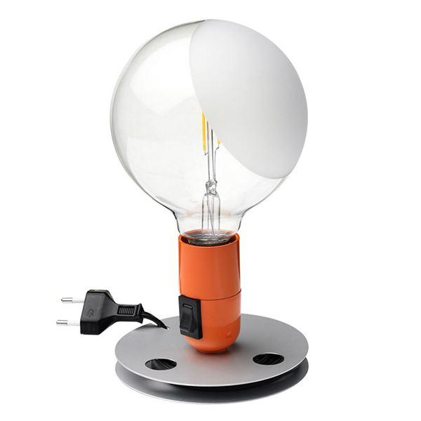 Flos Lampadina Bordslampa Orange