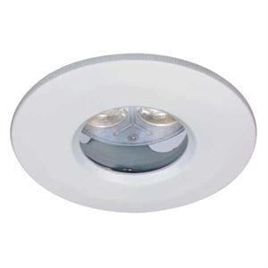 Paulmann LED VåtrumsSpotlight Vit (3 pack)